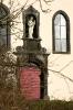 Portal der Marienwallfahrtskapelle Pützfeld