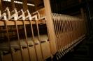Im Innern der Orgel